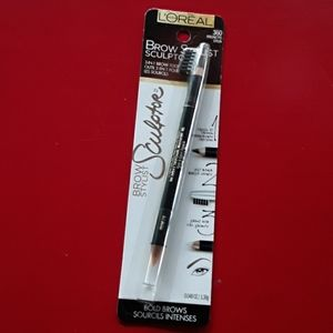 NWT BROW STYLIST SCULPTURE L'OREAL 360 BRUNETTE BR